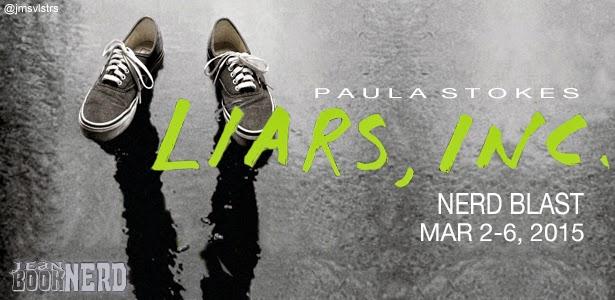Liars, Inc. Nerd Blast Banner