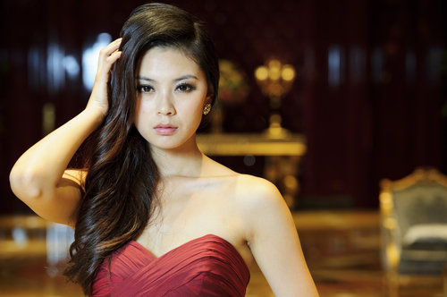 Pemenang Miss World 2012 Wenxia Yu
