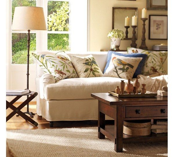 La maison jolie living room inspiration for Vintage style living room ideas