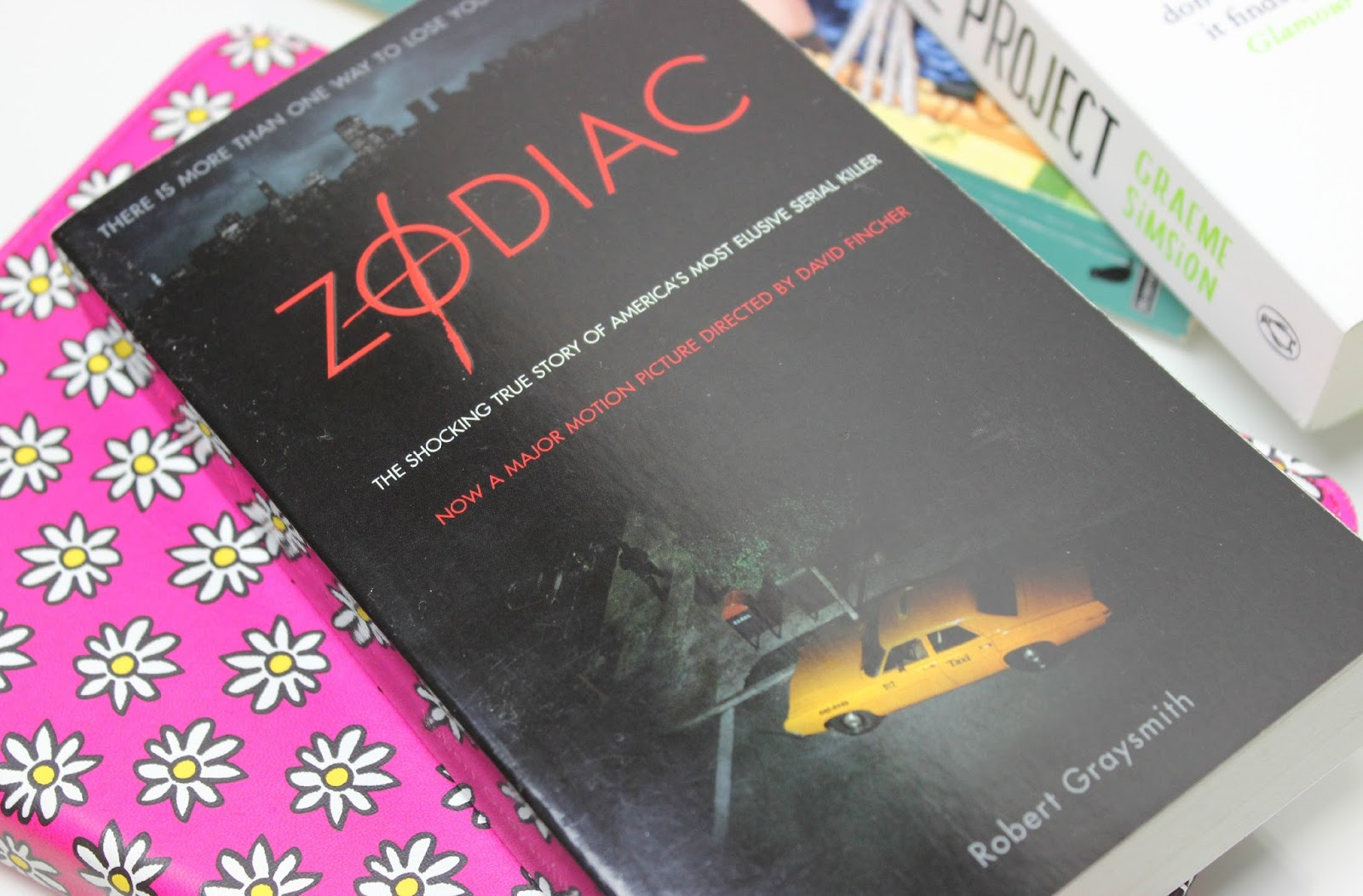 A picture of Zodiac by Robert Graysmith