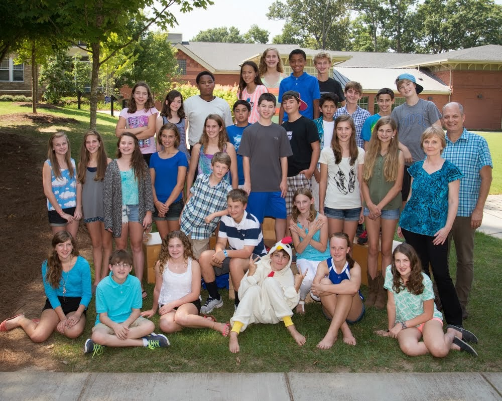 Matha and Greg's Class 2013