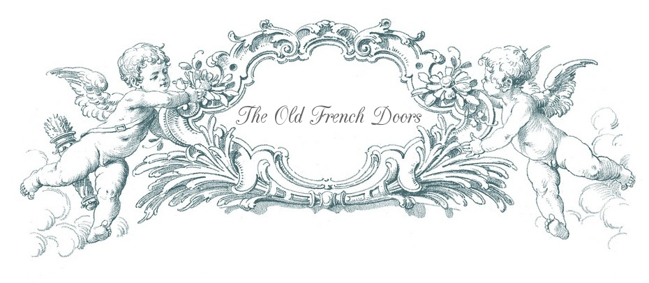.The Old French Doors