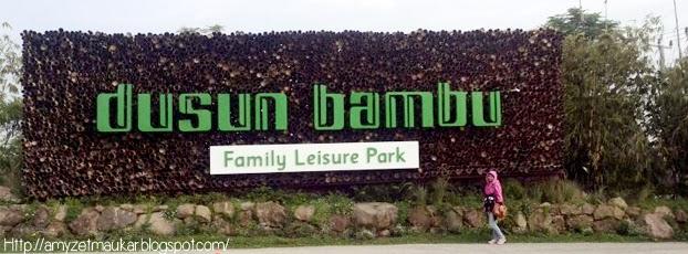 Dusun Bambu, Family Leisure Park. Wisata Bandung Jawa Barat