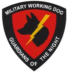 Military working dogs logo - photo#4