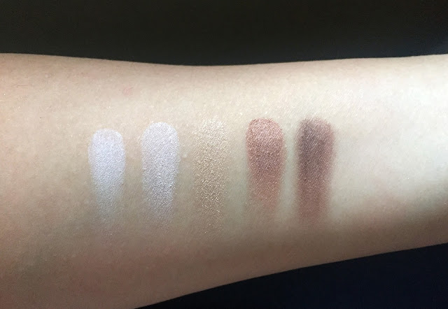 Essence Happy Girls Are Pretty Eyeshadow Palette SWATCHES