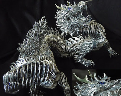Creative and Cool Uses of Soda Can Pull Tabs (25) 2