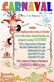 Carnaval de Osuna 2013