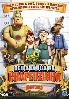 Download Deu a Louca Na Chapeuzinho Dublado