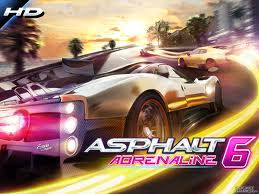 Asphalt 6 Adrenaline HD HVGA QVGA - Download Free APK + Data