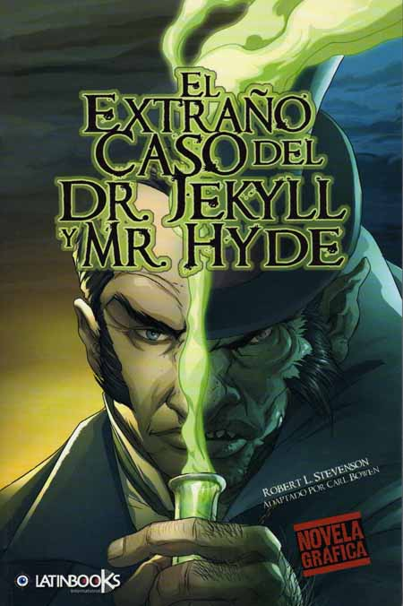 el dr jeckyll y mr hyde: