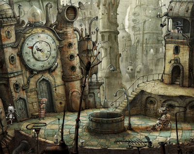 Machinarium for Linux