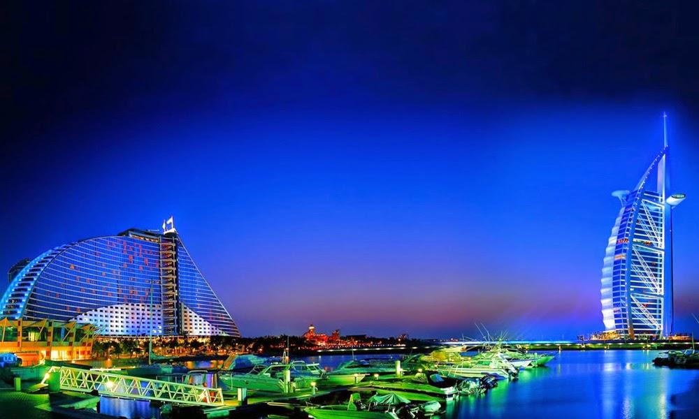 No Limit Info Travel Burj Al Arab Dubai Uae