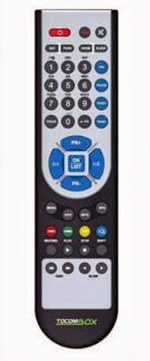 NOVO RECEPTOR TOCOMSAT BOX PFC HD — 14/10/2013