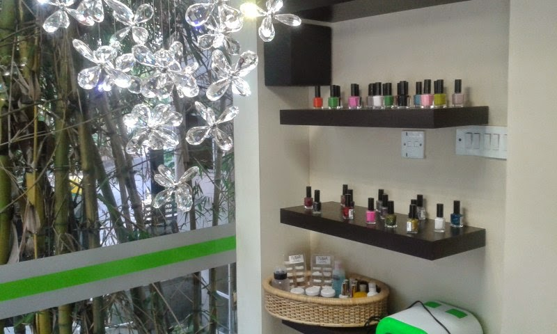 Introducing Uber    Salon and products from UBER in India    In Bangalore
