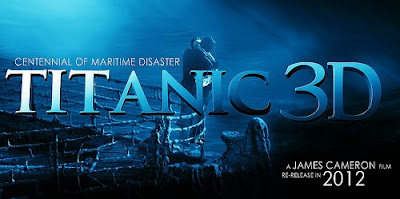3D版鐵達尼號 4月