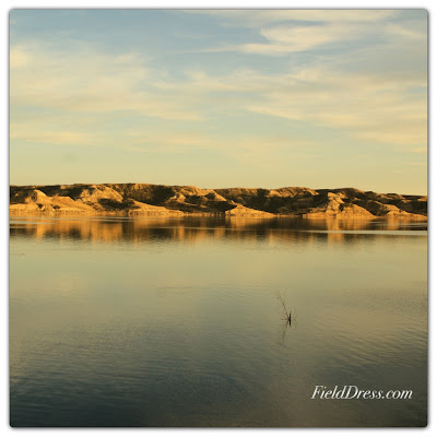 North dakota, lake, sakakawea, hunting, fishing, outdoors
