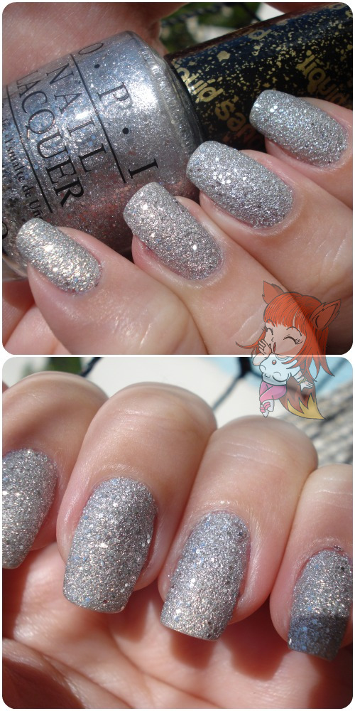Esmalte OPI - Mariah Carey :: It's Frosty Outside - Resenha