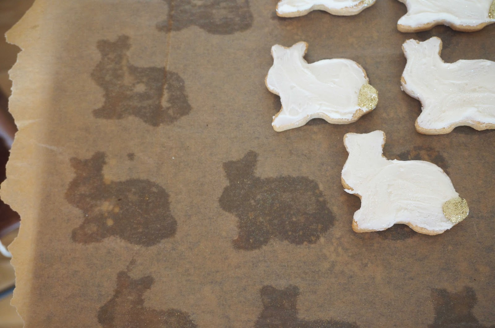 gluten free brown sugar cookies