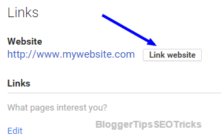 how to verify your website in google+