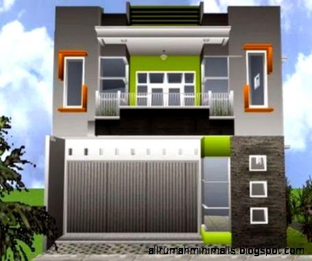 rumah ruko minimalis design rumah minimalis