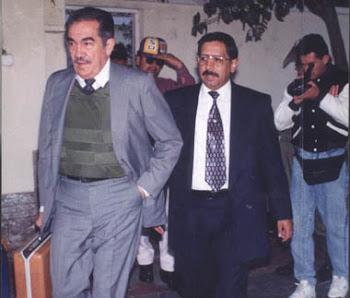 """Faustino Rico Toro alias """"tinino"""" por fin está encarcelado como corresponde"""
