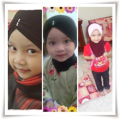 ANAK BUAH KETIGA (T'GANU) : AFFIFAH SHUHADA