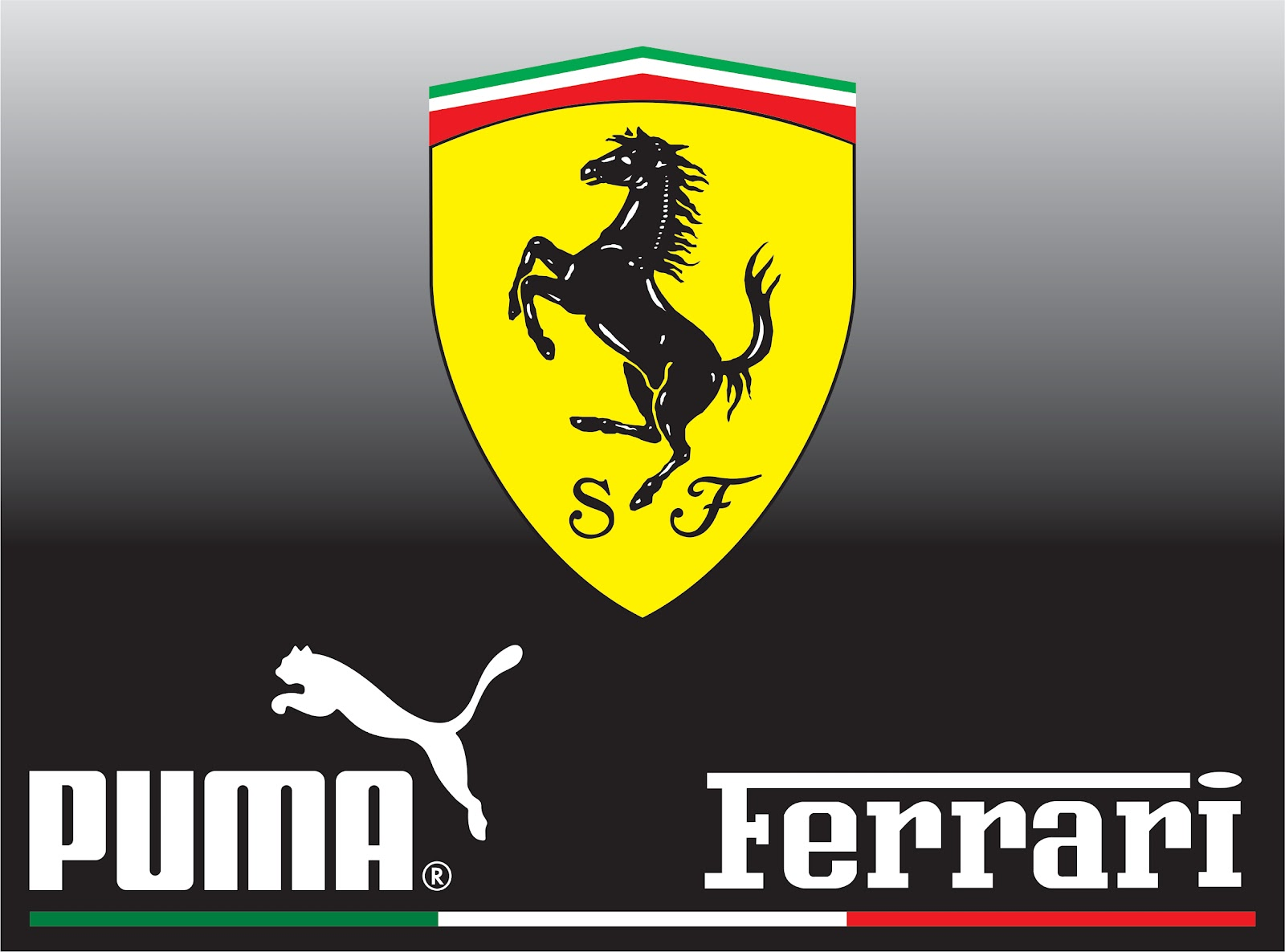 yellow puma logo - photo #10