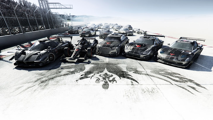 Black Edition Grid Autosport