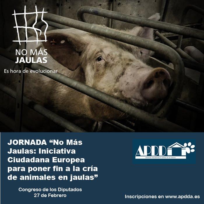 JORNADA: 'NO MÁS JAULAS'
