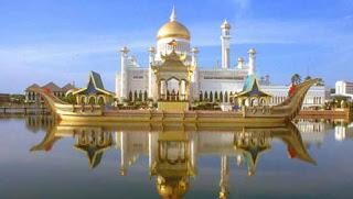 صورة لمسجد من ذهب