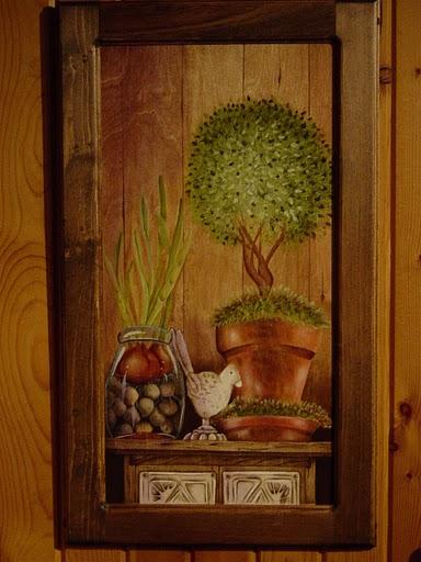 Atelier bois et couleurs - Peinture imitation bois ca existe ...