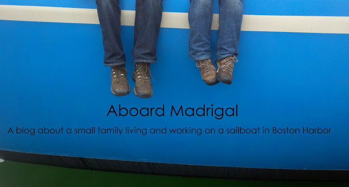 Aboard Madrigal