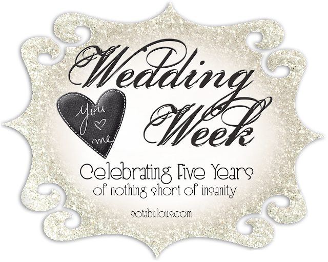 wedding week 2013 via sotabulous.com