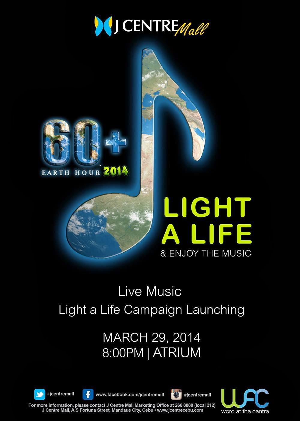Earth_hour_2014_J_Centre_Mall