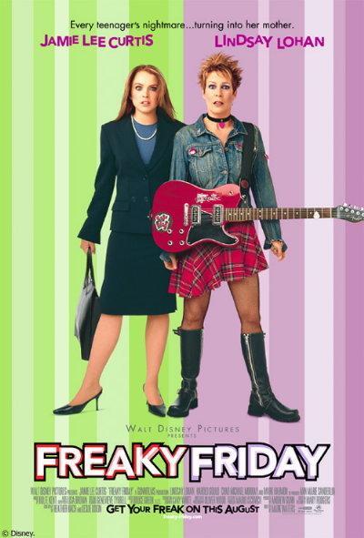 Ponte en mi lugar (Freaky Friday) (2003)