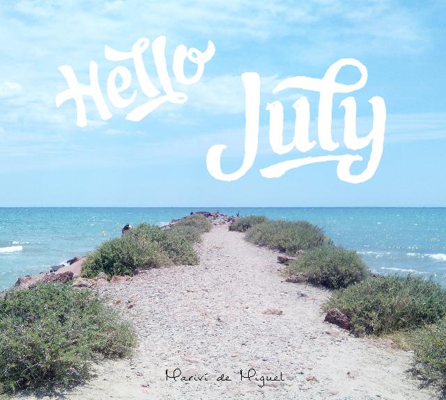 Hello July - Platja El Puig