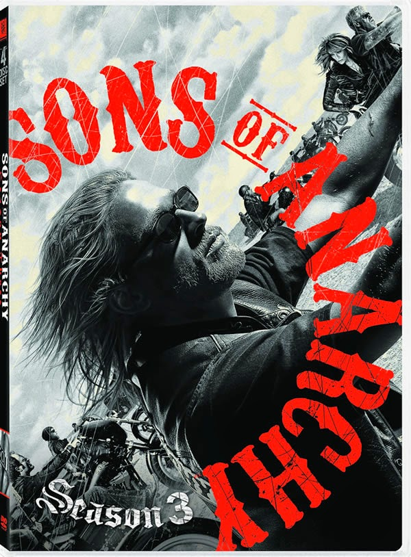 Sons of Anarchy 3rd season