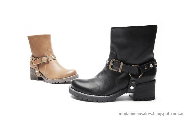Viamo invierno 2013 botas de mujer