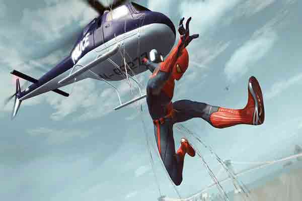 The Amazing Spiderman (2012) Full PC Game Mediafire Resumable Download Links