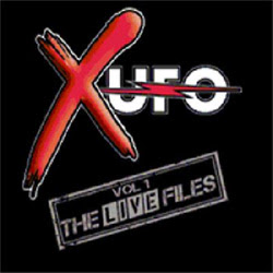 X-UFO Vol.1: The Live Files