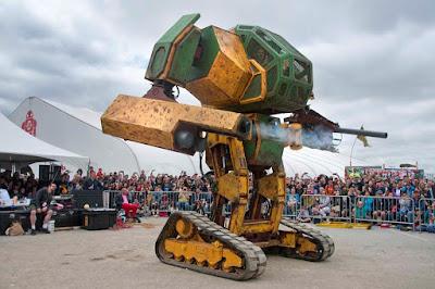 megabots robot technology