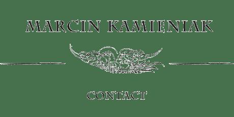 Marcin Kamieniak Contact
