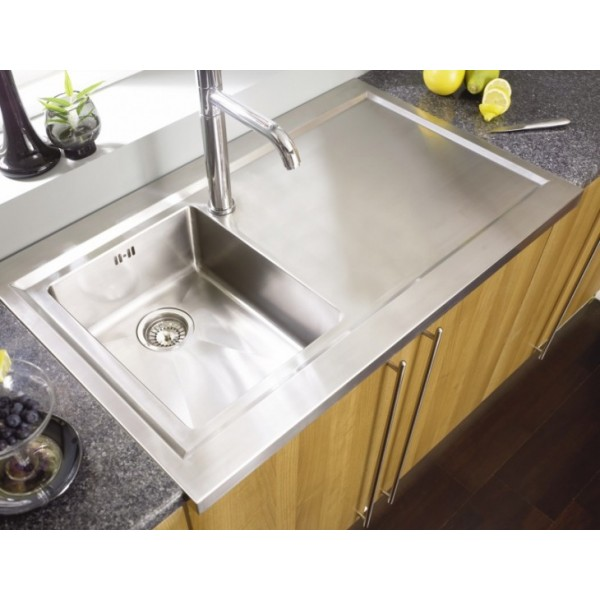 Metal Bowl Sink : ... Bowl Sinks. Huge selction of in stock commercial stainless steel sinks