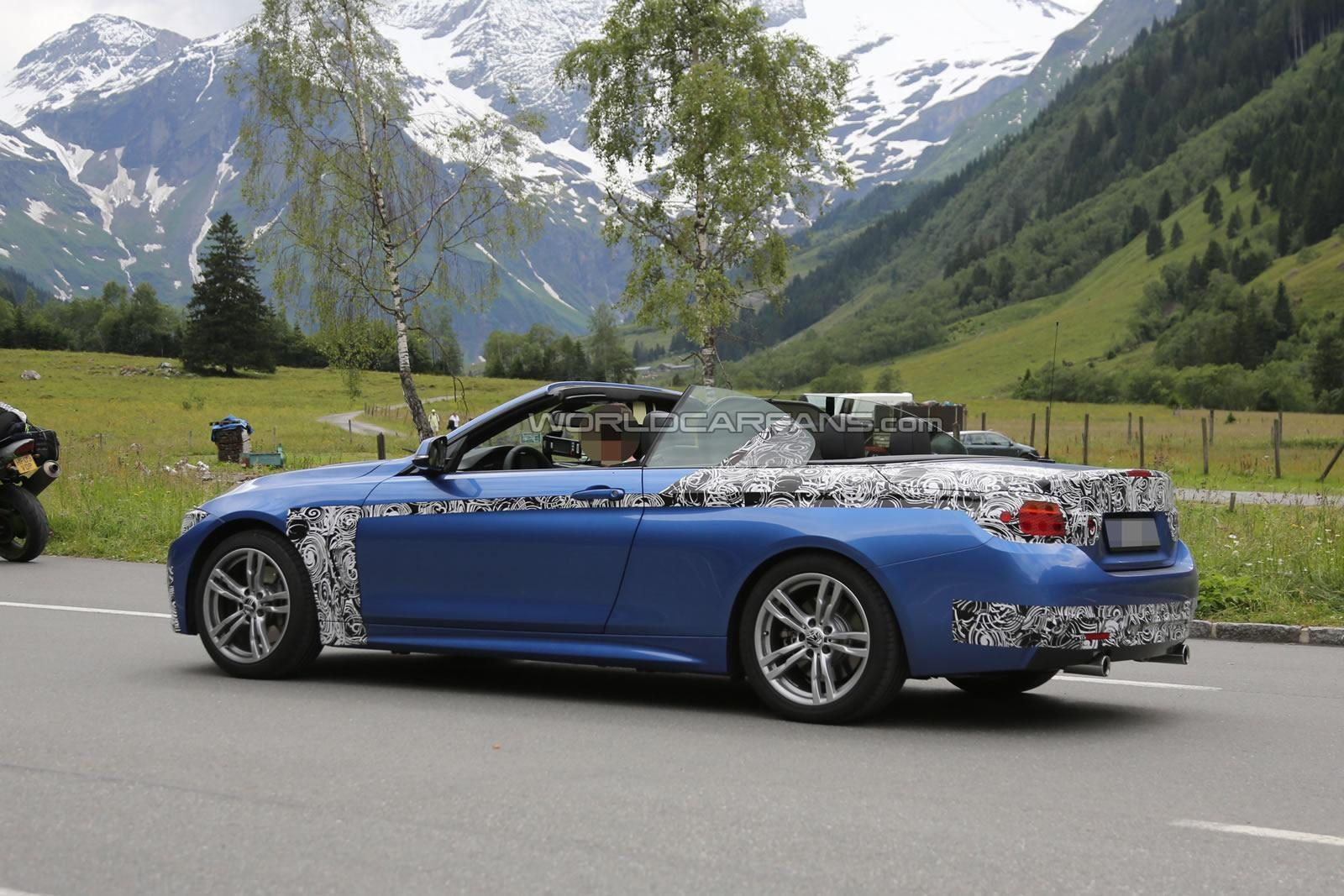 2014 bmw 4 series convertible just welcome to automotive. Black Bedroom Furniture Sets. Home Design Ideas