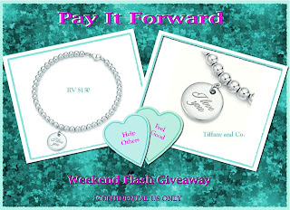 tiffany+pay+it+forward Tiffany & Co. I Love You Charm & Bracelet Giveaway ends 1/13