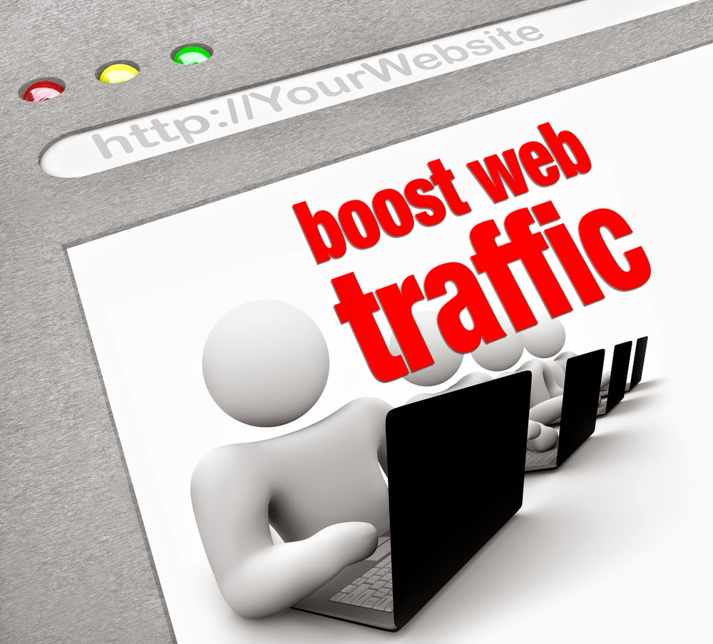 Simplest Ways To Increase Traffic Of Your Website