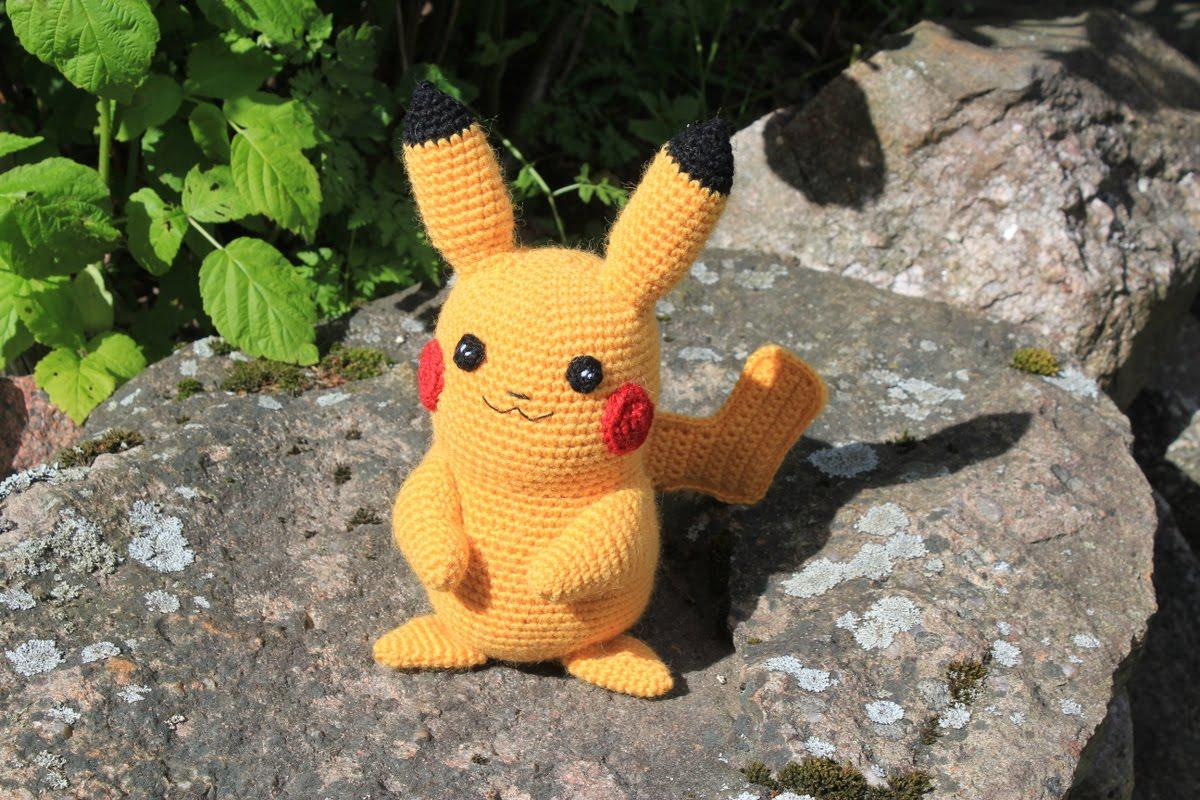 Kirjoittajan suosikit: Pikachu