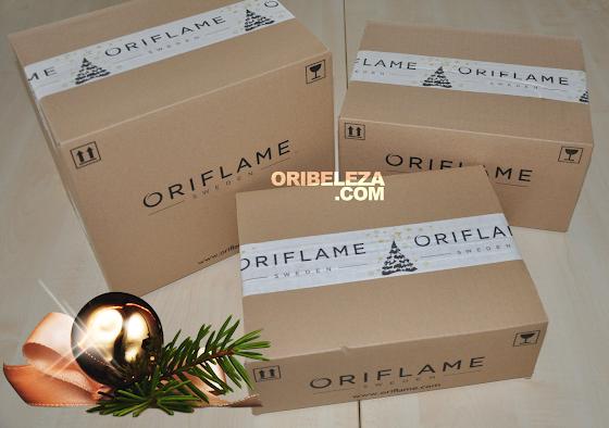 Encomendas Oriflame - Natal 2013