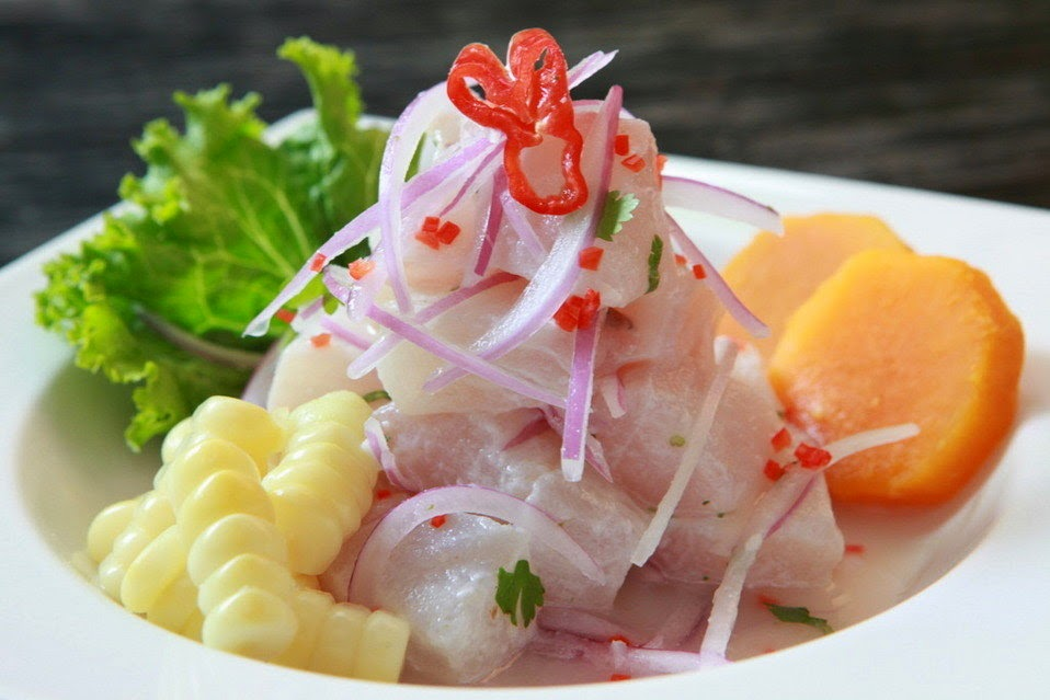 ceviche pacific ocean and south america It was like when you're in the ocean skin-diving and a very large fish   regardless of all of the theories a dish of peruvian ceviche, whether of pacific  bass,  and washed down with an ice-cold beer, it is south america's.