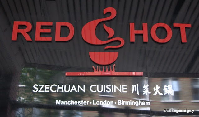 Red Hot Szechuan Food
